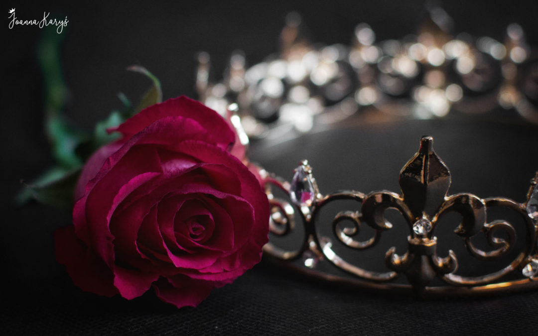 Magiczna róża